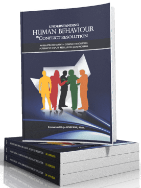 Book - Understanding Human Behaviour in Conflict Resolution