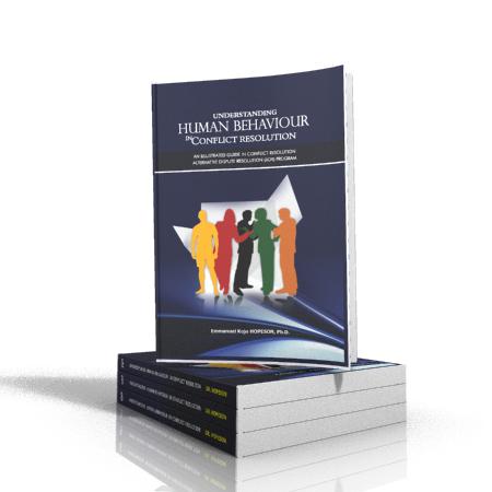 Understanding Human Behaviour in Conflict Resolution