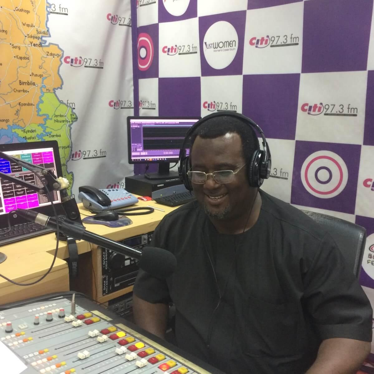 Dr Hopeson FamLife Radio Citi FM