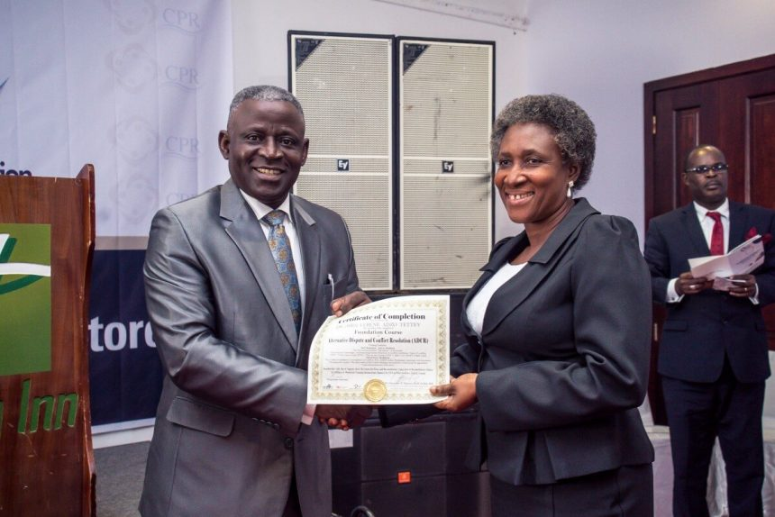 Peace and Reconciliation Centre Graduates 50 Ambassadors