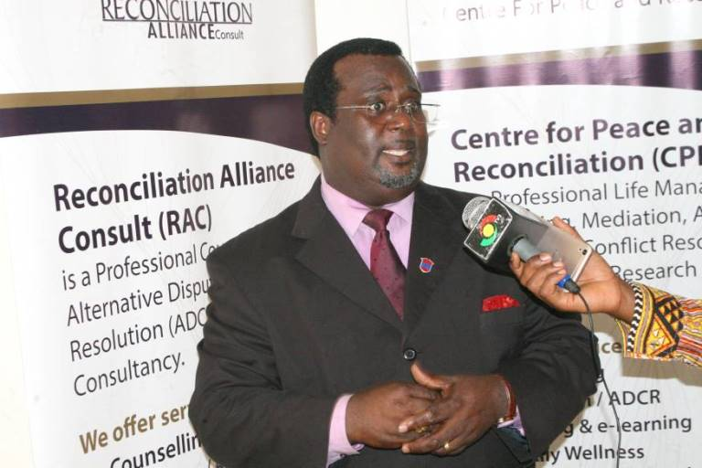 Reconciliation Centre Advocates for Conflict Resolution Skills for Leaders