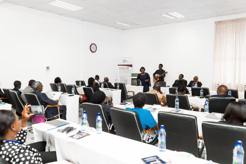 Professional Counselor in Ghana